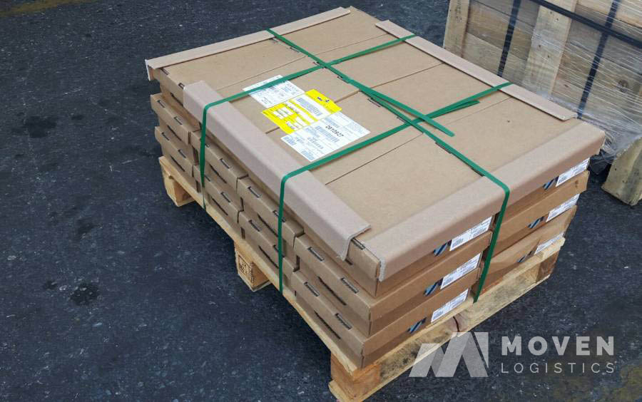 shipping freight pallet