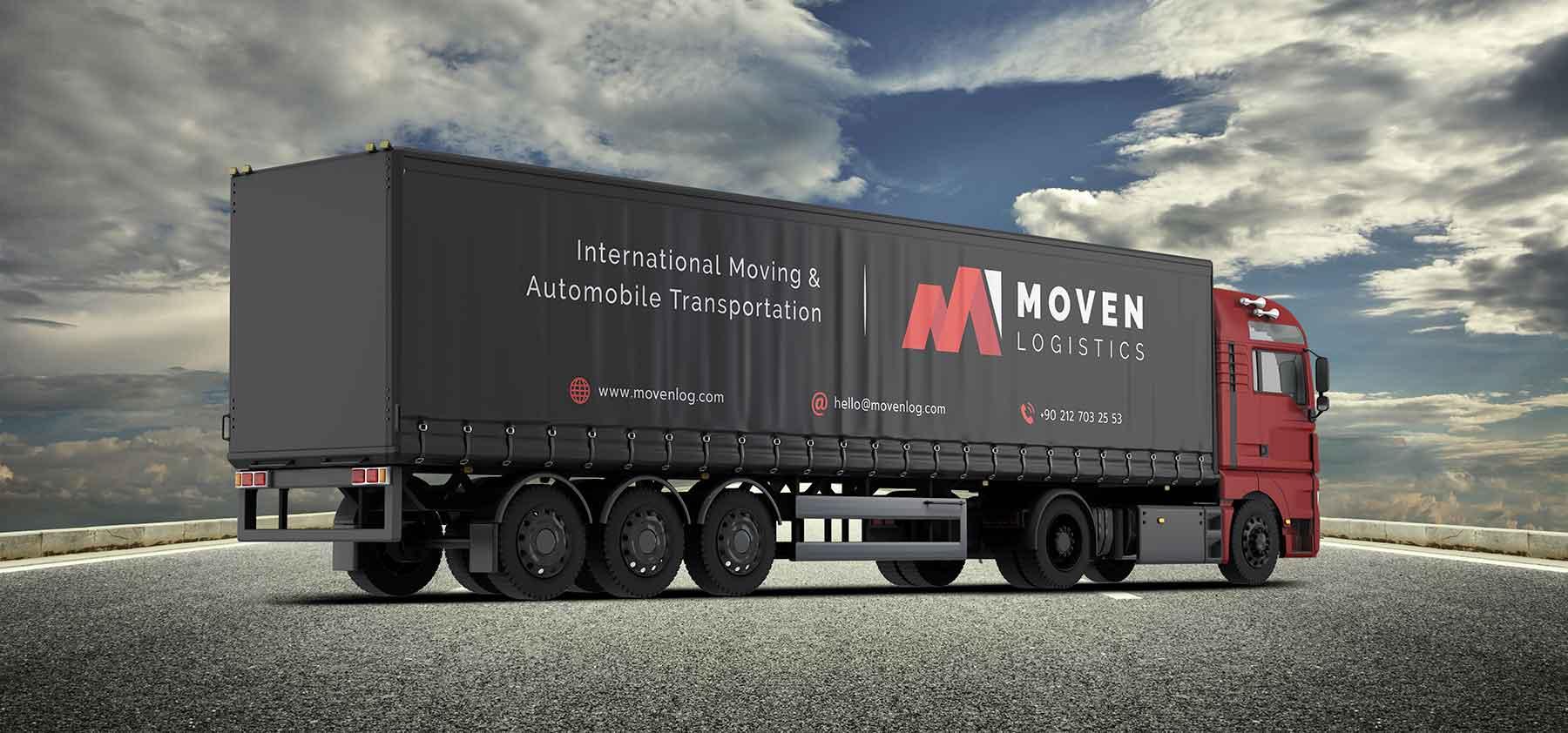 kamyon uluslararası nakliye taşımacılık