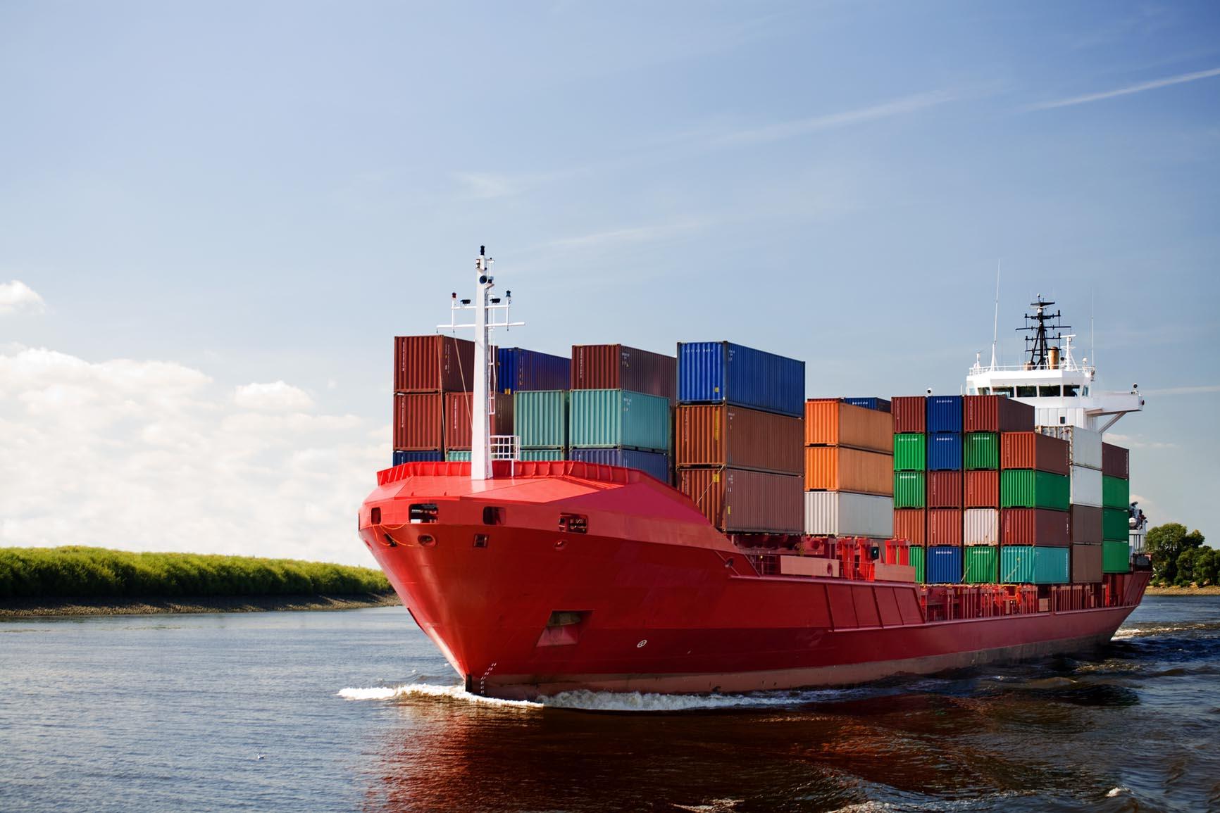 Deniz yolu nakliye konteyner taşımacılığı